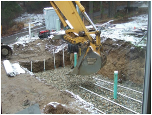 Septic Drainfield in Leavenworth and Wenatchee area