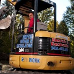 Excavation in Leavenworth and Wenatchee area