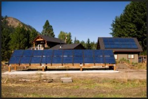 Solar job Leavenworth